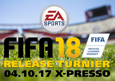 FIFA 18 Release Day