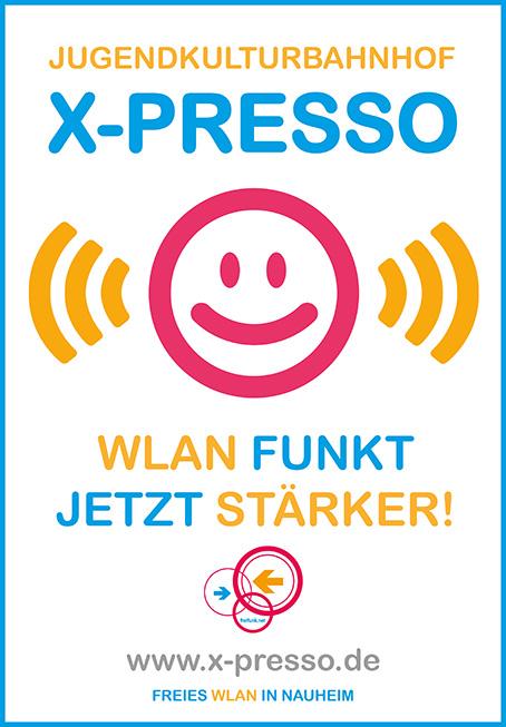 Freifunk X-Presso Nauheim